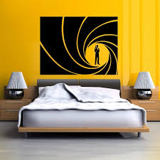 Small Picture Aliexpresscom Buy Quality JAMES BOND 007 GOLDEN GUN Vinyl wall