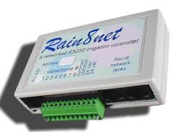 8 zone rs232 irrigation controller the rain8net requires a computer or other automation device running to control all scheduled irrigation