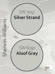 sherwin williams silver strand sw 7057