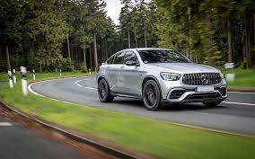 With the progress, any mercedes glc for 2021 is likely to appear a little bit earlier than normal. 2021 Mercedes Benz Glc Coupe Amg Phev Suv Bible