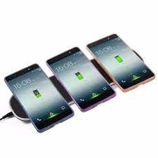 3 In 1 Draadloze Oplader Qi Voor Apple Iphone Samsung Android