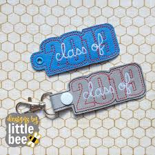 Class Of 2019 Embroidery Design 2019 Class Snap Tab And Eyelet June 2018 Designs By