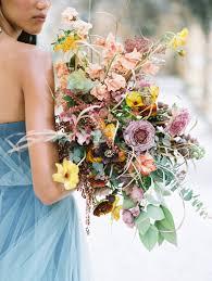 architectural san antonio mission wedding inspiration · ruffled Wedding Bouquets In San Antonio wild lush wedding bouquets photo by charla storey s ruffledblog com wedding bouquets san antonio