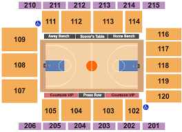 University Of Tennessee Seating Chart Rose Hill Gym Fordham University Seating Charts For All
