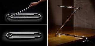 office desk lighting. the paperclip lamp office desk lighting i