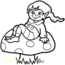 Elves Coloring Page Elf Coloring Pages For Kids Elf Coloring Pages ...