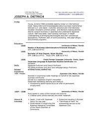 Skills Resume Template Word Standard Resume Resume Cv Cover Letter