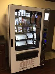 Electronic Vending Machine Locations Classy One University Store OU IT Store Vending Machines