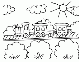 A collection of english esl colours worksheets for home learning, online practice, distance learning and animals colouring worksheet. Free Coloring Pages Of Trains Coloring Home