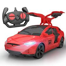 Ycco Tesla <b>electric</b> toy car <b>children</b> wireless <b>remote</b> control racing ...