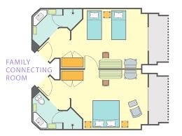 Family Room  Olympia Oasis All Inclusive Resort PeloponneseFamily Room Floor Plan