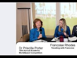 WorldQuest competition at CSUSB Palm Desert Campus topic of podcast   News  Break