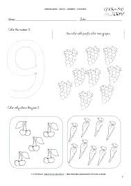 Tracing Number Printable Worksheets For Eleven Writing Counting And ...