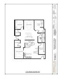 small office floor plans. Chiropractic Office Floor Plans Small F