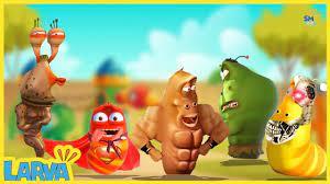 Larva Các Siêu Anh Hùng Gặp Nhau 😍 ẤU TRÙNG TINH NGHỊCH 🐱🐉 CHÚ SÂU VUI  NHỘN ❤ HOẠT HÌNH VIỆT NAM - YouTube
