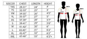 Size Charts Aukori