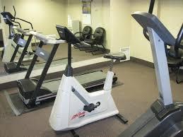 fort inn west exercise equipment