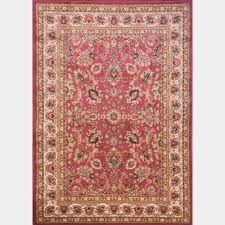 home dynamix royalty red 8 ft x 10 ft indoor area rug