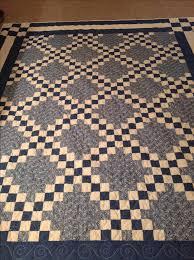 Best 25+ Irish chain quilt ideas on Pinterest | Quilt patterns ... & Double Irish Chain Quilt Adamdwight.com
