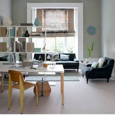 open space home office. Open-plan Home Office In An Office/ Living Space, Shelving Open Space I