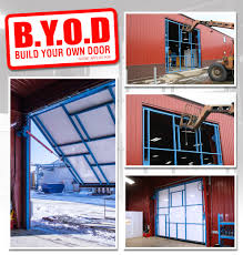 build your hydraulic own door only from schweiss