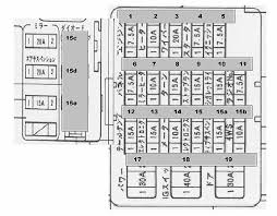 1992 toyota soarer fuse box 1992 wiring diagrams online