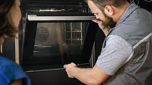 clean inside neff oven door glass