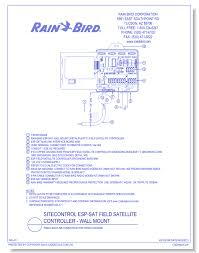 esp m 50 wiring diagram wiring diagrams data base sitecontrol central control system caddetails rh caddetails com on dimarzio wiring diagrams for cad drawings rain bird corporation esp sat wall mount link