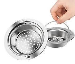 kitchen sink strainer basket. Platinum Kitchen Stainless Steel Sink Drain Strainer With Basket -
