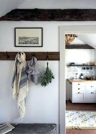 6 Hook Wall Mounted Coat Rack Diy Coat Hooks Cool And Creative Coat Rack Ideas 100 Diy Coat Hooks 93