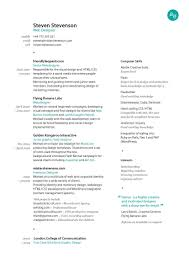 Interactive Resume Templates Free Download Interactive resume templates free download best of interactive 2