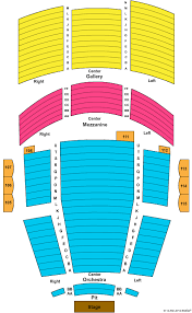 Byham Theater Seating Chart Byham Theater In Pittsburgh