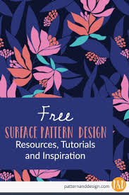 Textile Design Tutorial Learn To Create Surface Pattern Designs Fabric Design