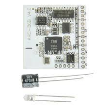 bluetooth stereo audio rreceiver board modification wireless speaker  at Krc 86b Bluetooth Wiring Diagram