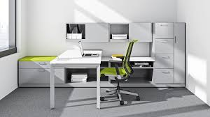 Office desks with storage Compact Parrs Universal Towers Bookcases Overhead Storage Steelcase