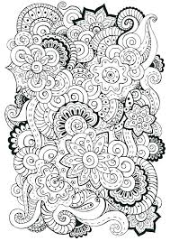 Detailed Coloring Intricate Detailed Coloring Pages To Print