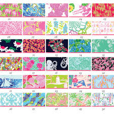 Lilly Pulitzer Pattern Identification Custom Lilly Pulitzer Iphone Charger Wrap Promotion E48s48b48b48