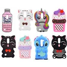 LG K20 Plus phone case Silicone Rubber Cute Case Cover unicorn cat PLUS