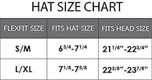 Flexfit Size Chart Bh Cool Designs Officiant Baseball Hat Cap Adult