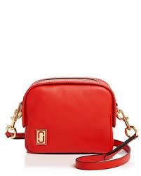 MARC JACOBS - The Mini Squeeze Leather Crossbody Bag ...