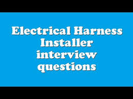 Executive Chef Interview Questions Wiring Harness Design Interview Questions Free Wiring Diagram For