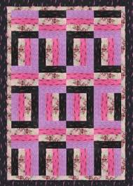 Moda Fabrics Baby Quilt Pre-Cut 12 Block Log Cabin Quilt Kit ... & Make a great weekend SEW MUCH BETTER with our freshly cut Moonlit Rail  Fence Quilt Kit Adamdwight.com