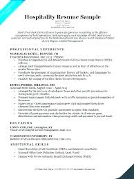 Administrative Receptionist Resume Front Desk Sample 1 Astounding ...