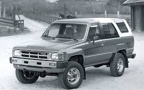 Toyota 4Runner: 30 Years and Counting Photo & Image Gallery