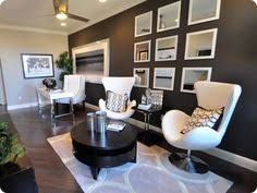 Business office ideas Office Interior Love This Paint Color Im All About Dark Brown Wall White Office Pinterest 89 Best Office Space Design Inspiration Images Office Home Home