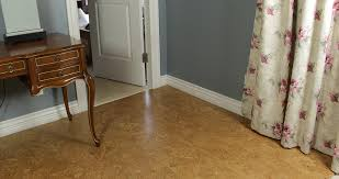 diy homeowners can install the floor themselves so long as they have the tools readily available this makes cork one of the easiest luxury flooring
