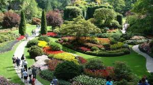 butchart gardens tours. Brilliant Gardens Vancouver To Victoria And Butchart Gardens Tour By Bus For Tours L