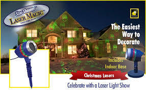 Amazon.com: Star Shower Laser Magic by Laser Outdoor Lights for an ...