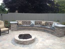 Retaining Wall Seating Retaining Walls Planters Water Features Wasmer Bros