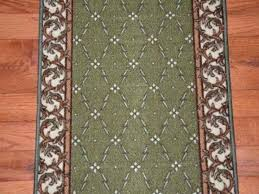 kitchen carpet runners washable dean washable carpet rug runner trellis green purchase by the kitchen rug